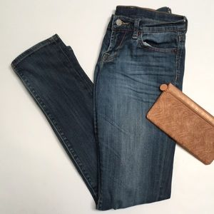 Lucky Brand Sweet n Straight Jeans 0/25